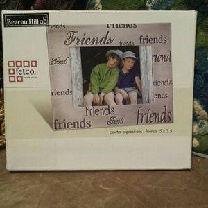 New Friends Frame